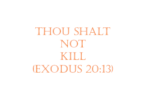 sixth commandment